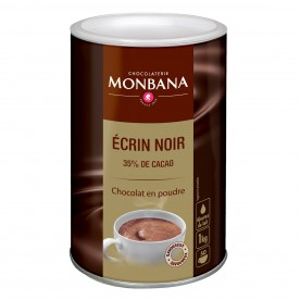 Čokoláda MONBANA Ecrin Noir 35% 1kg