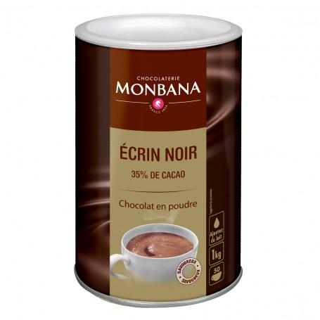 Čokoláda MONBANA Ecrin Noir 35 % 1 kg