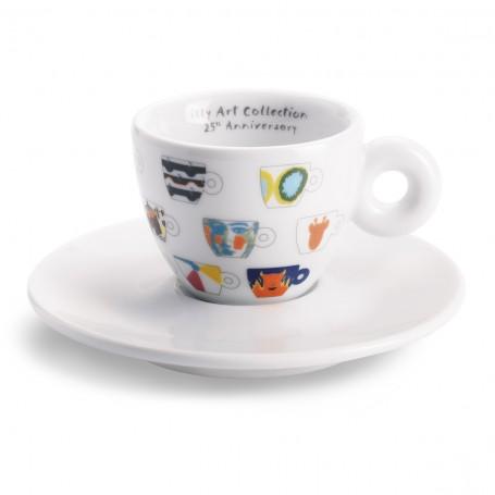 illy ANNIVERSARY šálek na cappuccino