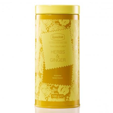 Ronnefeldt Tea Couture II - Herbs & Ginger, 100 g