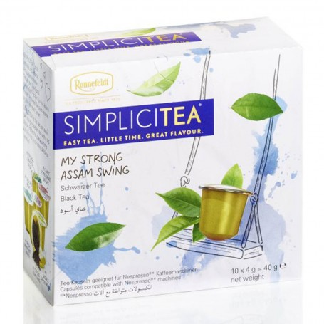 Ronnefeldt SIMPLICITEA Strong Assam Swing