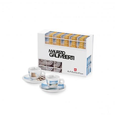 illy MAURIZIO GALIMBERTI, 2x espresso šálek