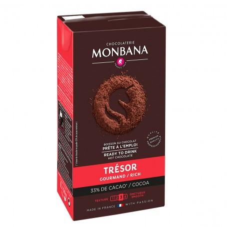 Čokoláda Ready To Drink MONBANA 1 l