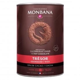 Čokoláda do mléka 1kg Monbana