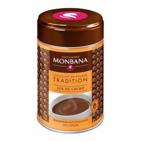 Tradiční horká čokoláda Monbana 250 g