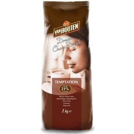 Horká čokoláda Temptation Van Houten 1kg