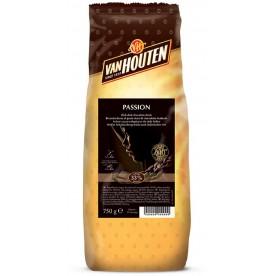 Horká čokoláda Passion Van Houten 750 g