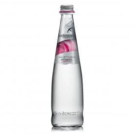 San Benedetto Prestige Rose 0,5 l sklo, neperlivá - balení 20 ks