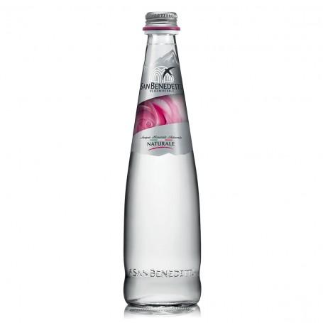 San Benedetto 0,5 l sklo, neperlivá - balení 20 ks