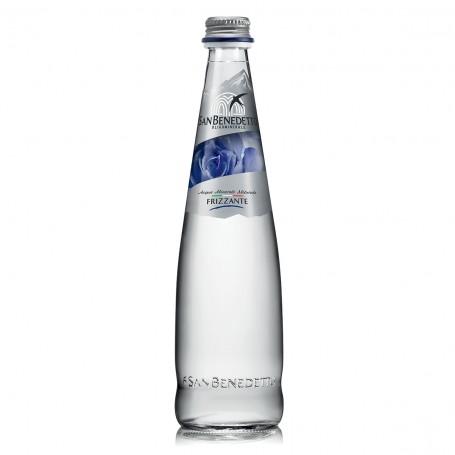 San Benedetto 0,5 l sklo, perlivá - balení 20 ks