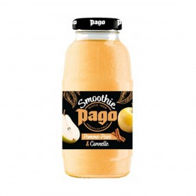 PAGO - smoothie - Apple, Pear & Cinnamon 0,2 l - balení 12 ks
