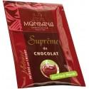 Horká čokoláda Monbana Lískové Oříšky 50x25 g