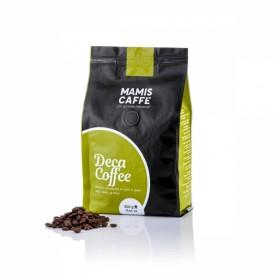 Mami's Caffe Deca Coffee zrnková káva bez kofeinu, 0,5 kg