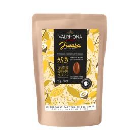 Valrhona JIVARA 40 % - mléčná, 250 g