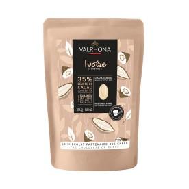 Valrhona IVOIRE 35 % - mléčná, 250 g