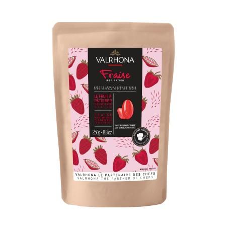 Valrhona INSPIRATION Strawberry, 250 g