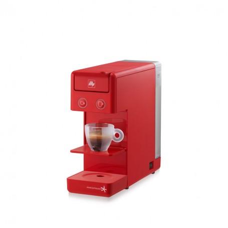 FrancisFrancis Y3.3 Espresso & Coffee - červená
