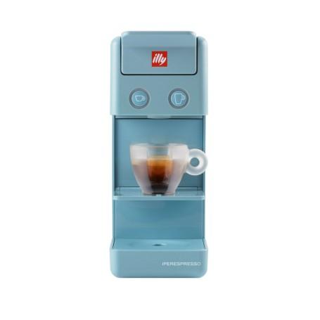 FrancisFrancis Y3.3 Espresso & Coffee - světle modrá