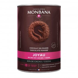Čokoláda Joyau 60 % MONBANA 800 g