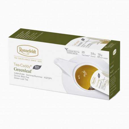 Ronnefeldt Tea-Caddy Greenleaf, 20 porcí