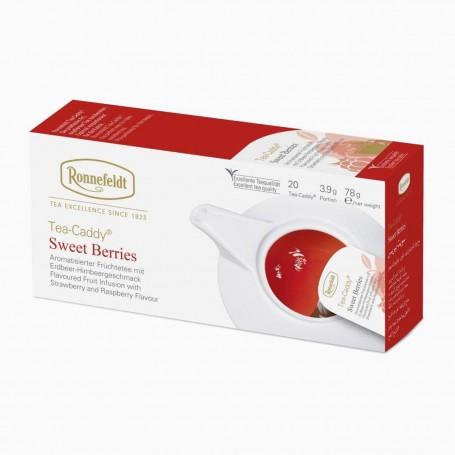 Ronnefeldt Tea-Caddy Sweet Berries, 20 porcí