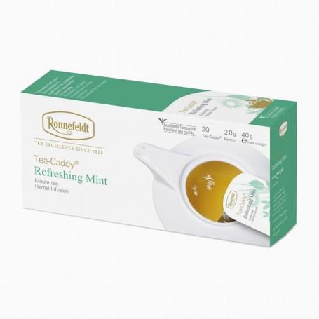 Ronnefeldt Tea-Caddy Refreshing Mint, 20 porcí