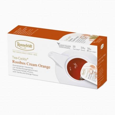 Ronnefeldt Tea-Caddy Cream Orange, 20 porcí