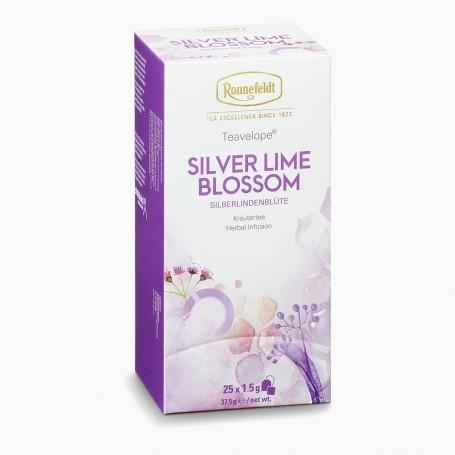 Ronnefeldt Teavelope Silver Lime Blossom, 25 porcí