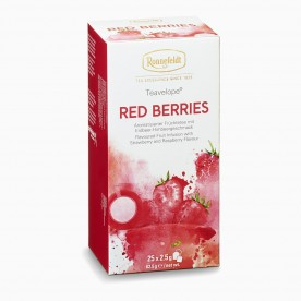Ronnefeldt Teavelope Red Berries, 25 porcí