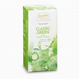 Ronnefeldt Teavelope Classic Green BIO, 25 porcí