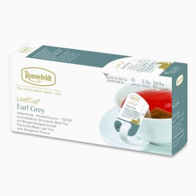 Ronnefeldt LeafCup Earl Grey, 15 porcí