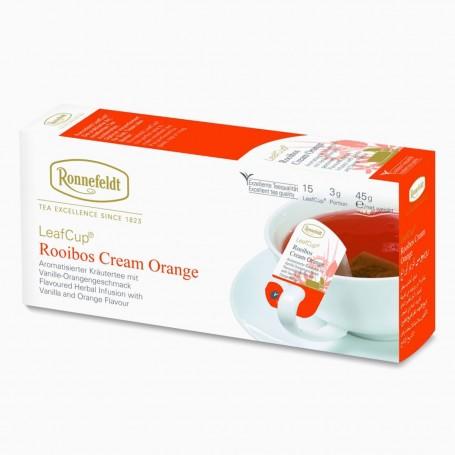 Ronnefeldt LeafCup Cream Orange, 15 porcí
