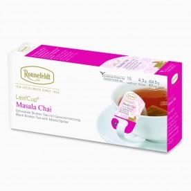 Ronnefeldt LeafCup Masala Chai, 15 porcí