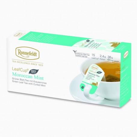 Ronnefeldt LeafCup Moroccan Mint BIO, 15 porcí