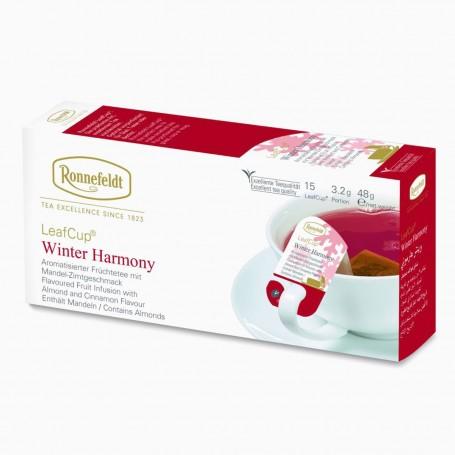 Ronnefeldt LeafCup Winter Harmony, 15 porcí