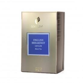 GOLD LEAF ENGLISH BREAKFAST 20x1,5g