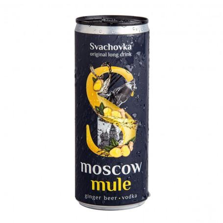 Moscow Mule 7,2% alk. 0,25 l plech