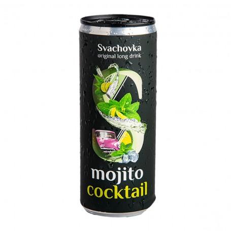 Mojito cocktail 7,2% alk. 0,25 l plech