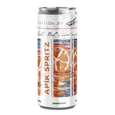 Apík Spritz 0,25 l plech