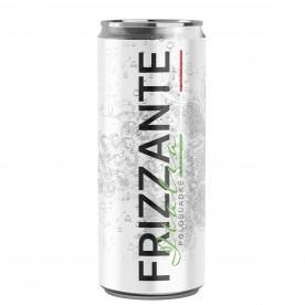 Frizzante Glera polosladké 0,25 l plech - balení 24 ks