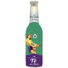 Macario Té alla Menta - ledový čaj máta 0,275 l sklo