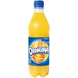 Orangina Regular 0,5l pet