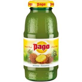 PAGO - Ananas 0,2 l - balení 24 ks