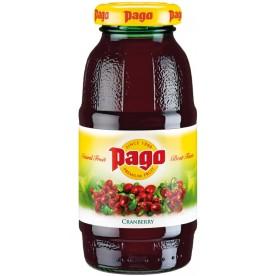 PAGO - Brusinka 0,2 l - balení 24 ks