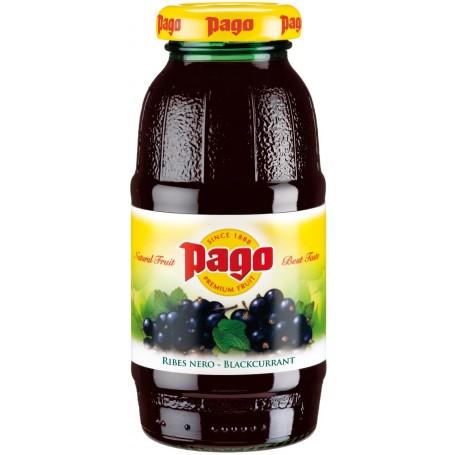 PAGO - Černý Rybíz 0,2 l