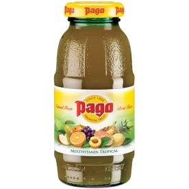 PAGO - Multivitamin Gold 0,2 l - balení 24 ks