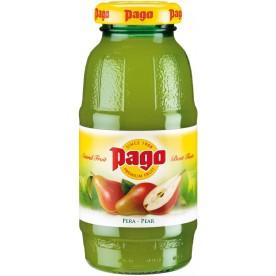 PAGO - Hruška 0,2 l - balení 24 ks