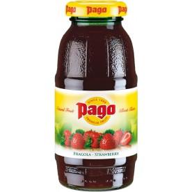 PAGO - Jahoda  0,2 l - balení 24 ks