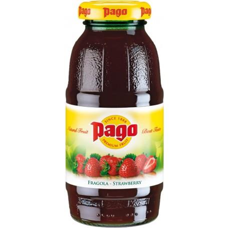PAGO - Jahoda  0,2 l