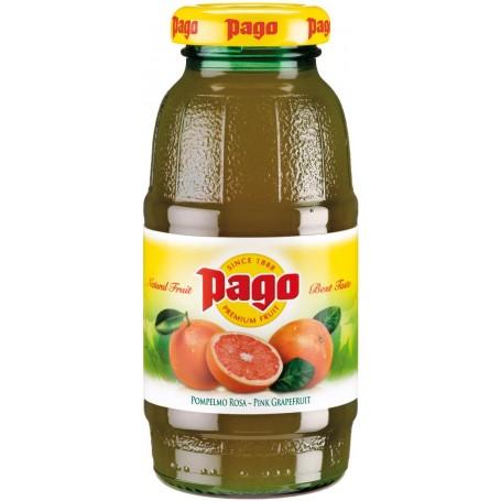PAGO - Růžový Grapefruit 0,2 l